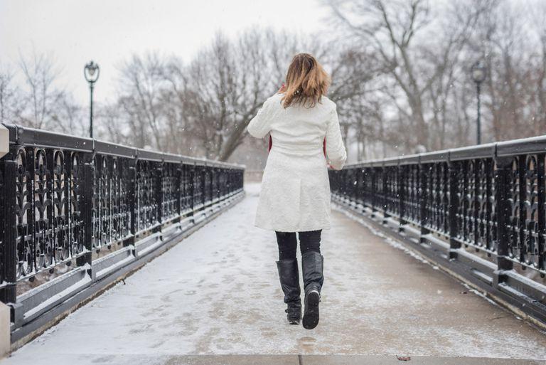 Abrigos portátiles, elegantes y sostenibles para climas más fríos