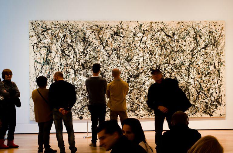 Garaje rinde tesoro perdido de Jackson Pollock