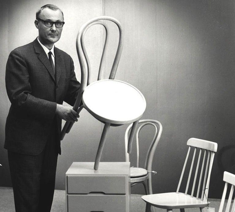 Ingvar Kamprad, fundador de IKEA, muere a los 91 años