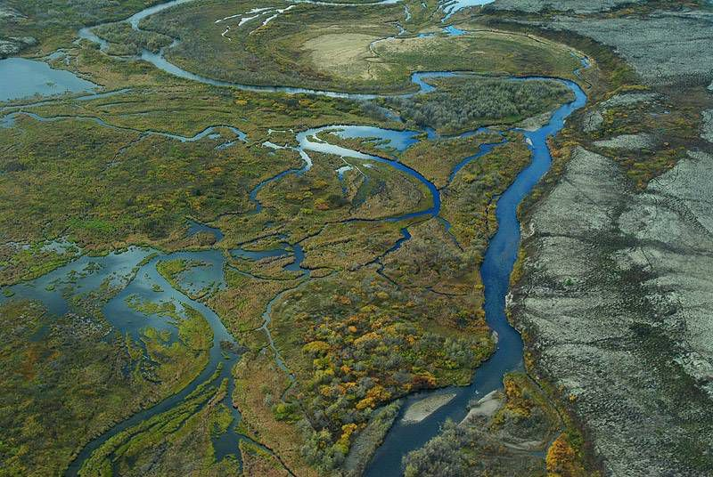 Upper Talarik Creek, Alaska