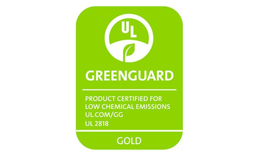 Greenguard Certified Logo