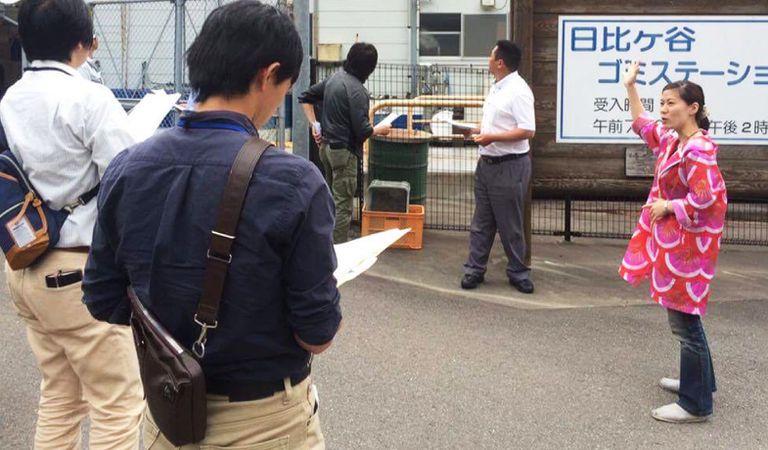 Lo hermoso que sucedió cuando esta ciudad japonesa quedó (casi) libre de desechos