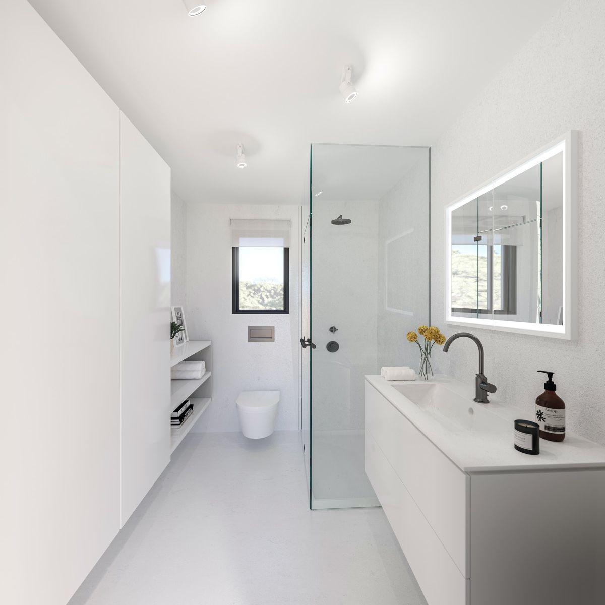 BUD bathroom