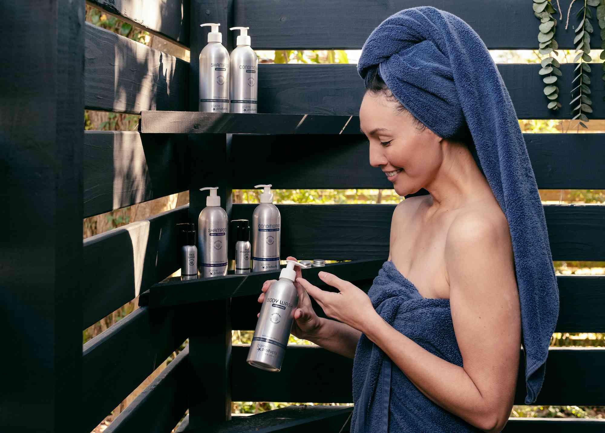 Plaine Products shower model