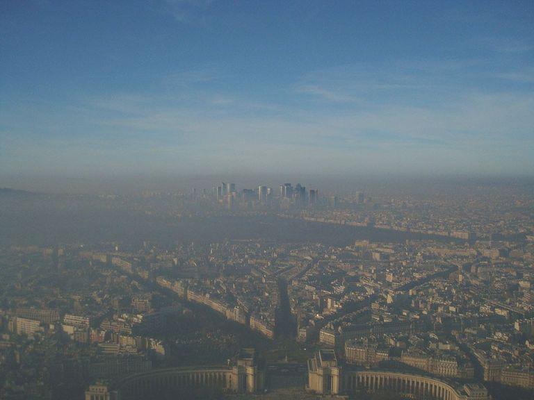 Cómo el aire sucio podría ayudar a salvar el clima