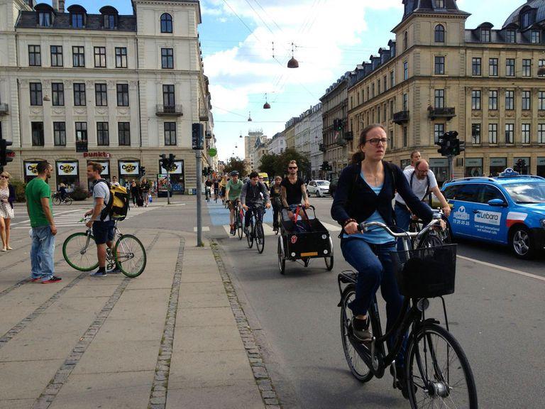 Vivir cerca de un carril para bicicletas te pone en forma