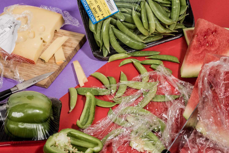 NPR plastics guide grocery image