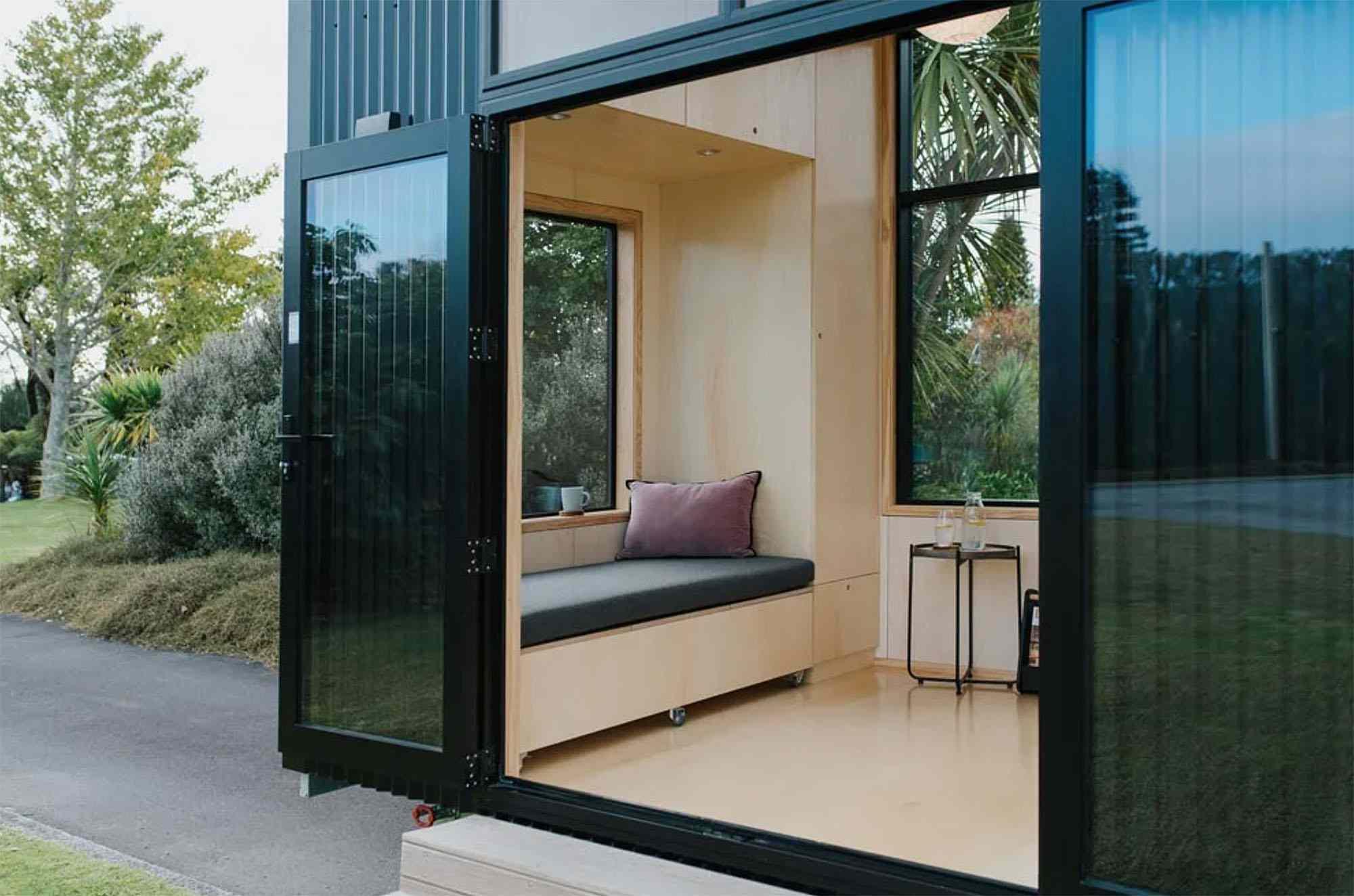 Ohariu tiny house by First Light Studio and Build Tiny entry