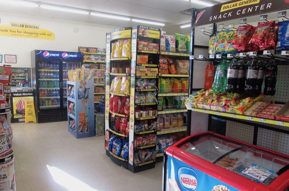 Dollar General groceries