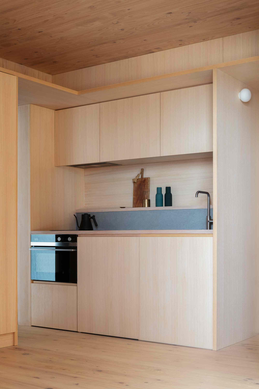 Minima prefab by TRIAS kitchen