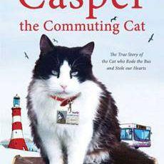 Casper the Commuting Cat book