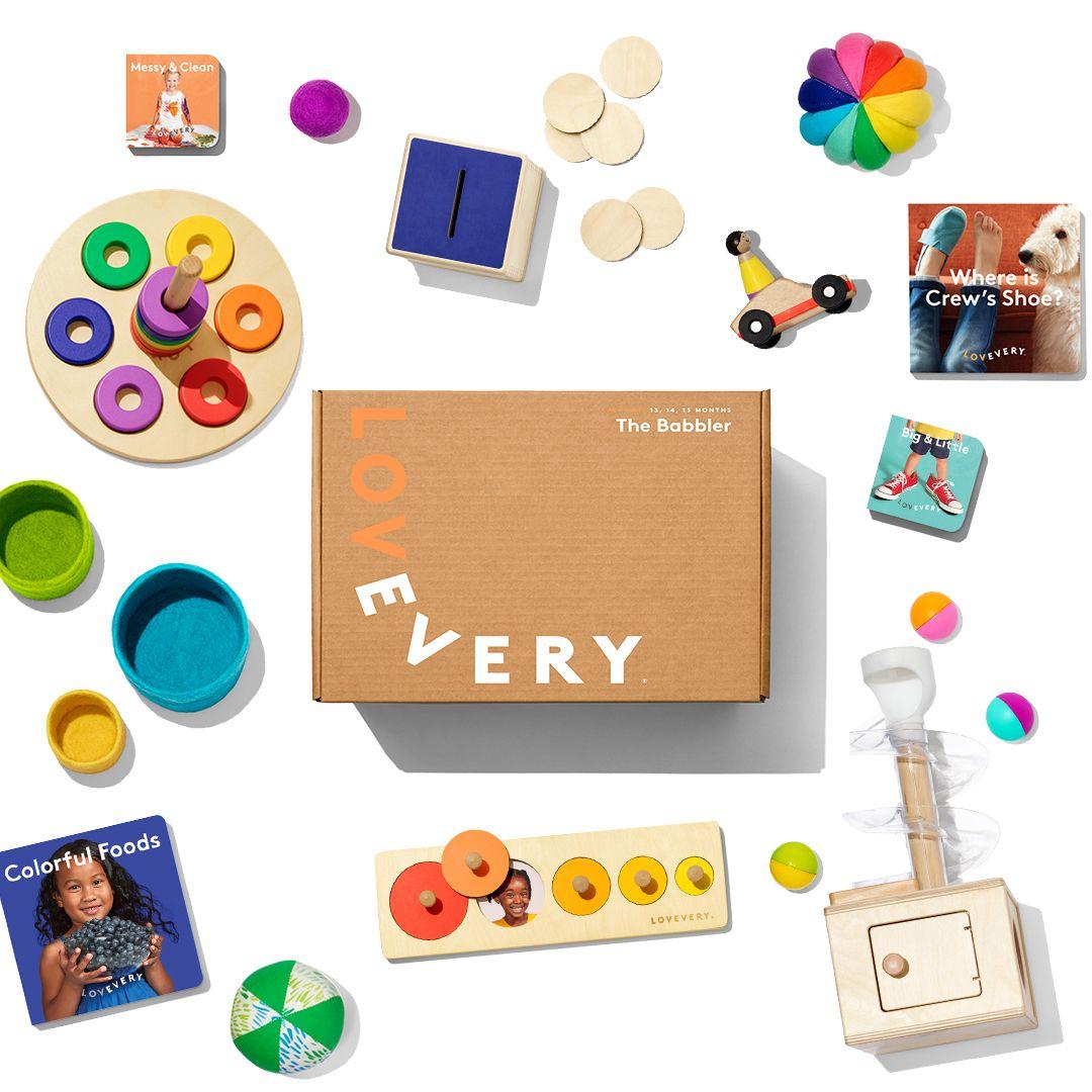 Lovevery Play Kit