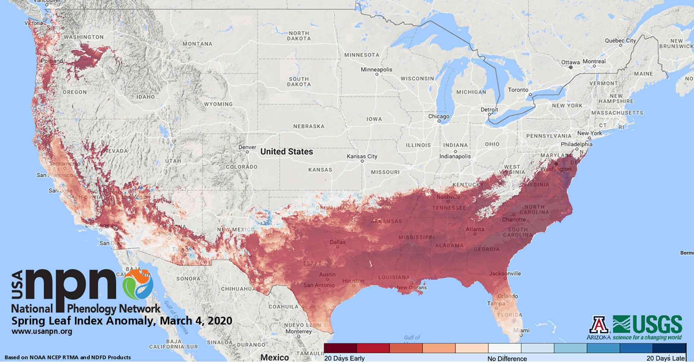 spring leaf index anomaly