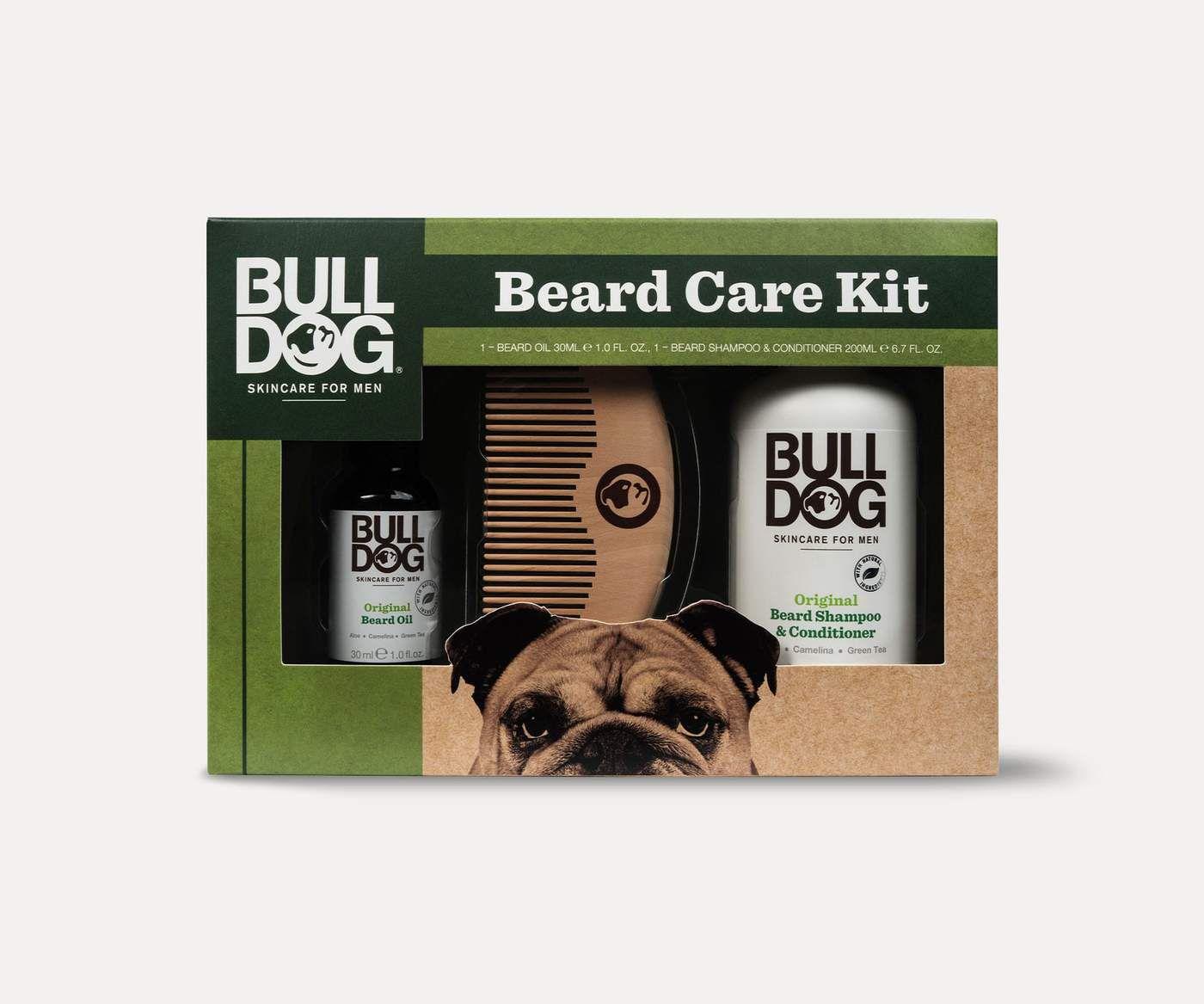 Bull Dog Original Beard Care Kit