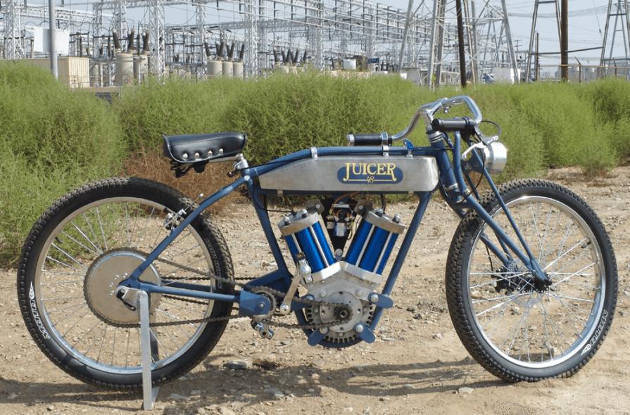Juicer Bike electric motorbicycle