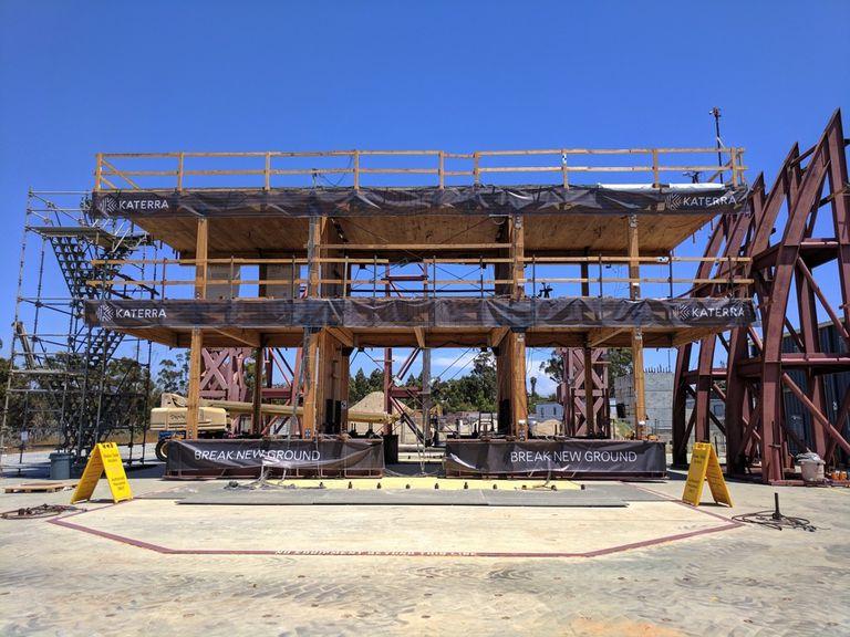 Katerra está sacudiendo la industria de la construcción, literal y figurativamente