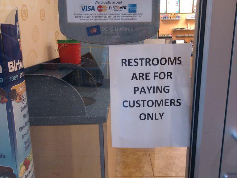 Repensar los baños públicos después del coronavirus