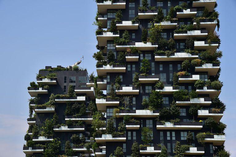 Bosco Verticale: Un bosque urbano crece en Milán