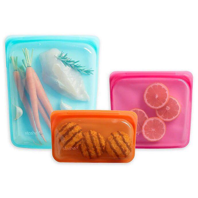 Stasher Reusable Silicone Food Bag