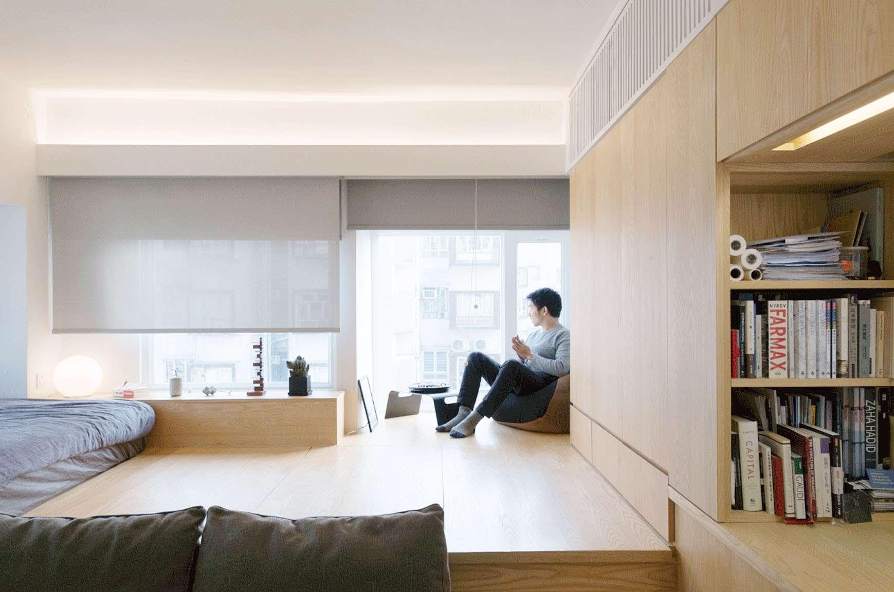 micro apartment renovation Design Eight Five Two platform