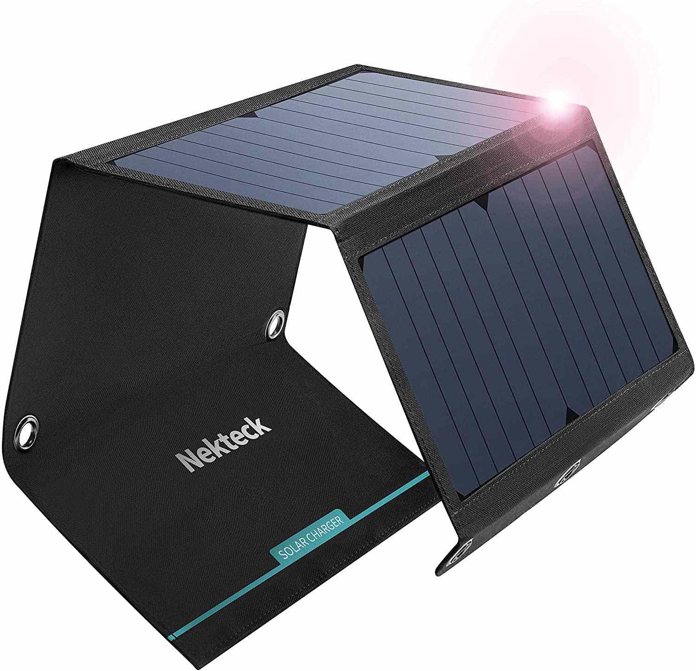 Nekteck 21W Solar Phone Charger