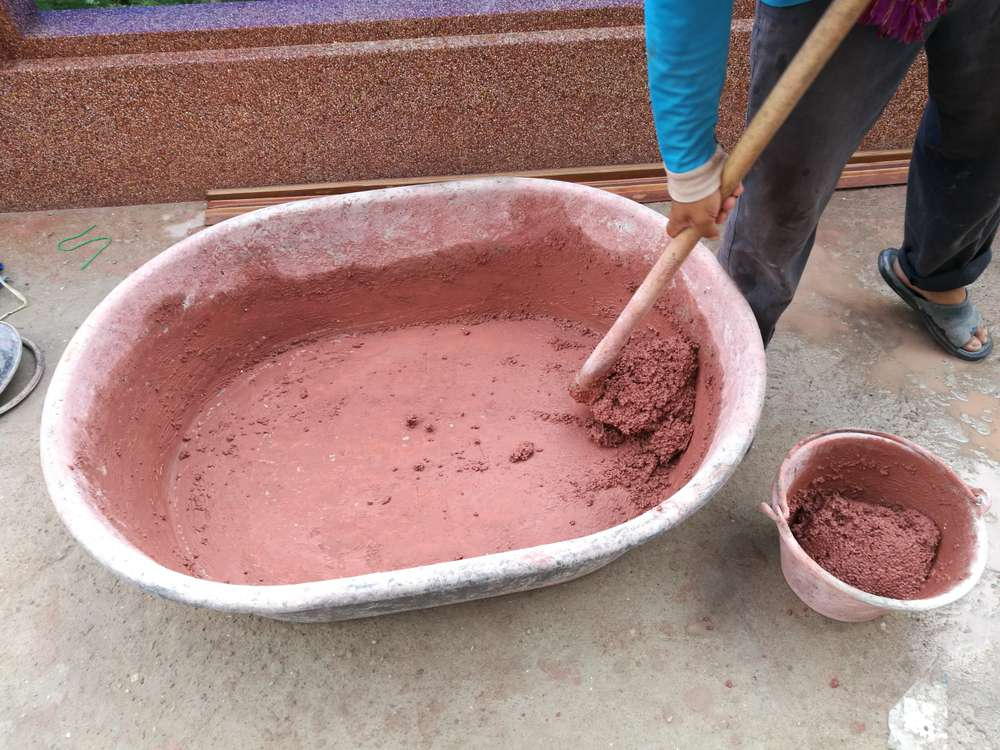 Healthy soil isn't just brown. It can be pink or even blue, too.