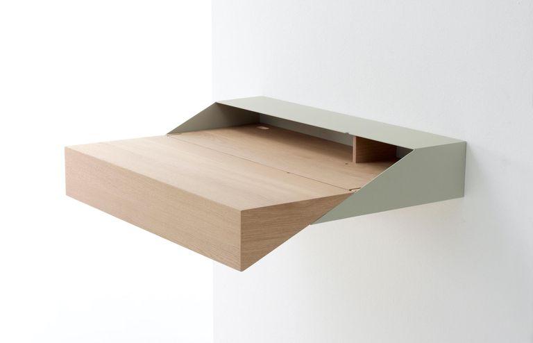 The Arco minimalist deskbox.