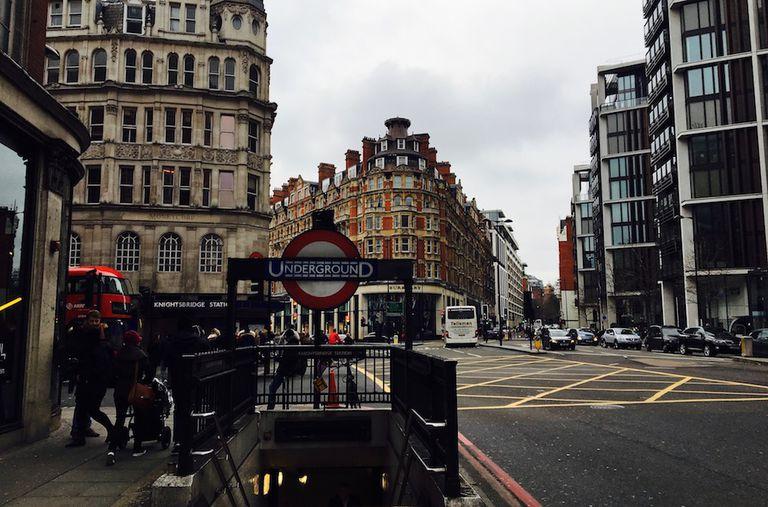 No más anuncios de comida chatarra en el tránsito de Londres