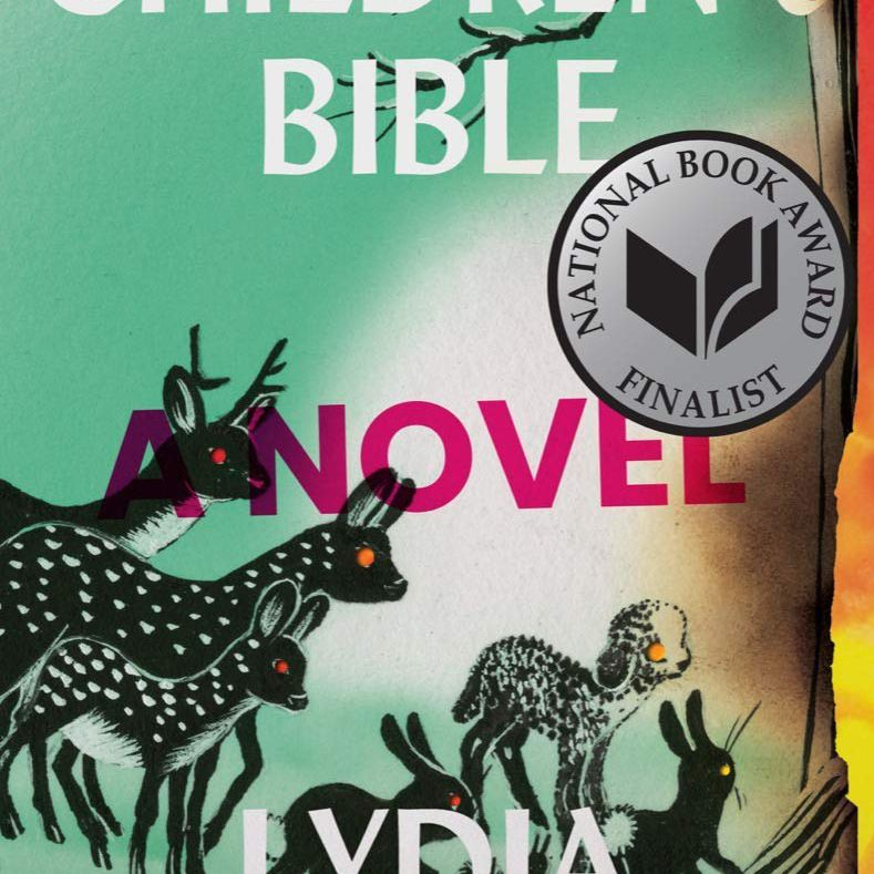 A Children's Bible book cover