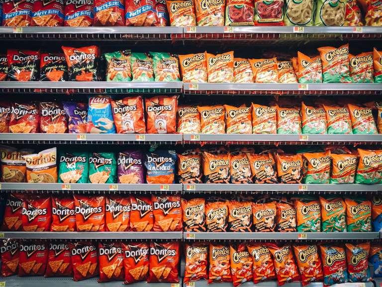 potato chip aisle