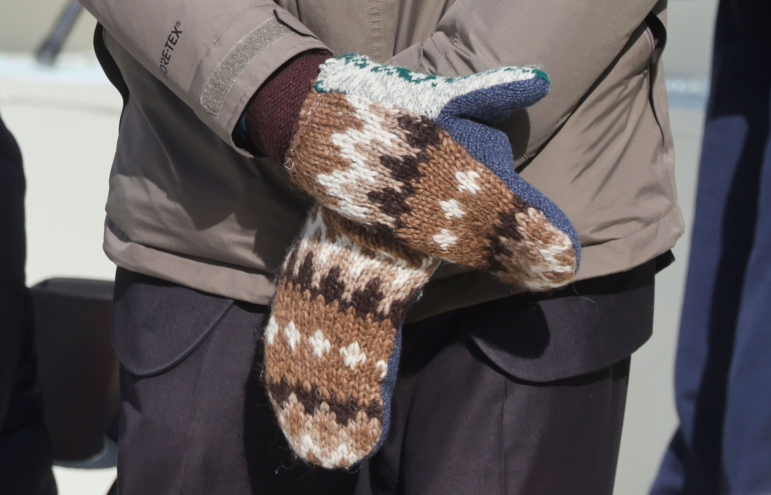 5 Places To Get Recycled Mittens Like Bernie Sanders'