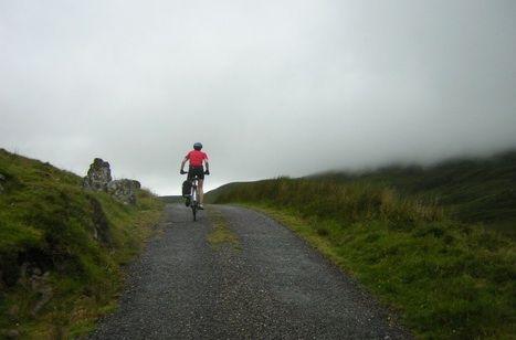 green ireland bike tour photo