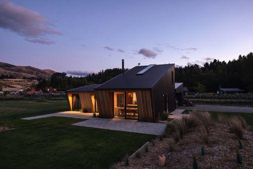 Long Grass House exterior