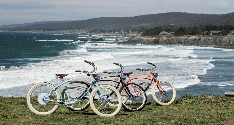 Vintage Electric Bikes Cruz