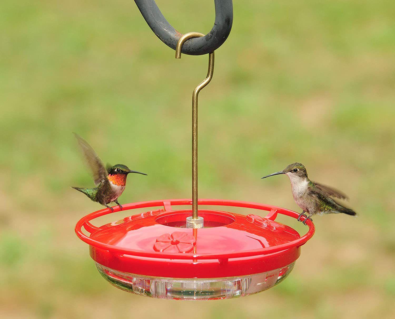Aspects Hummzinger Highview Mini Hummingbird Feeder