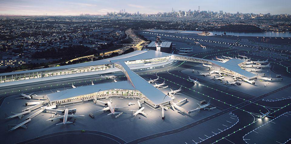 LaGuarida Airport rendering
