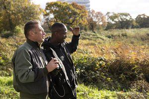 Chris Packham and Jamal Edwards