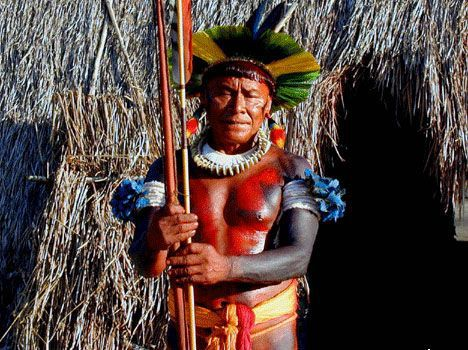 Escuela de chamanes para salvar la cultura de la extinción