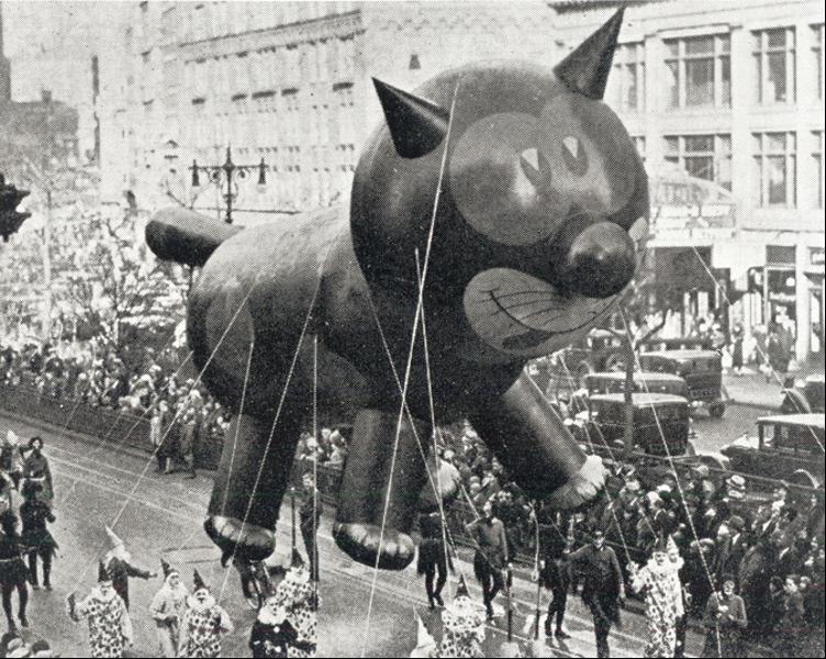 Felix the Cat balloon