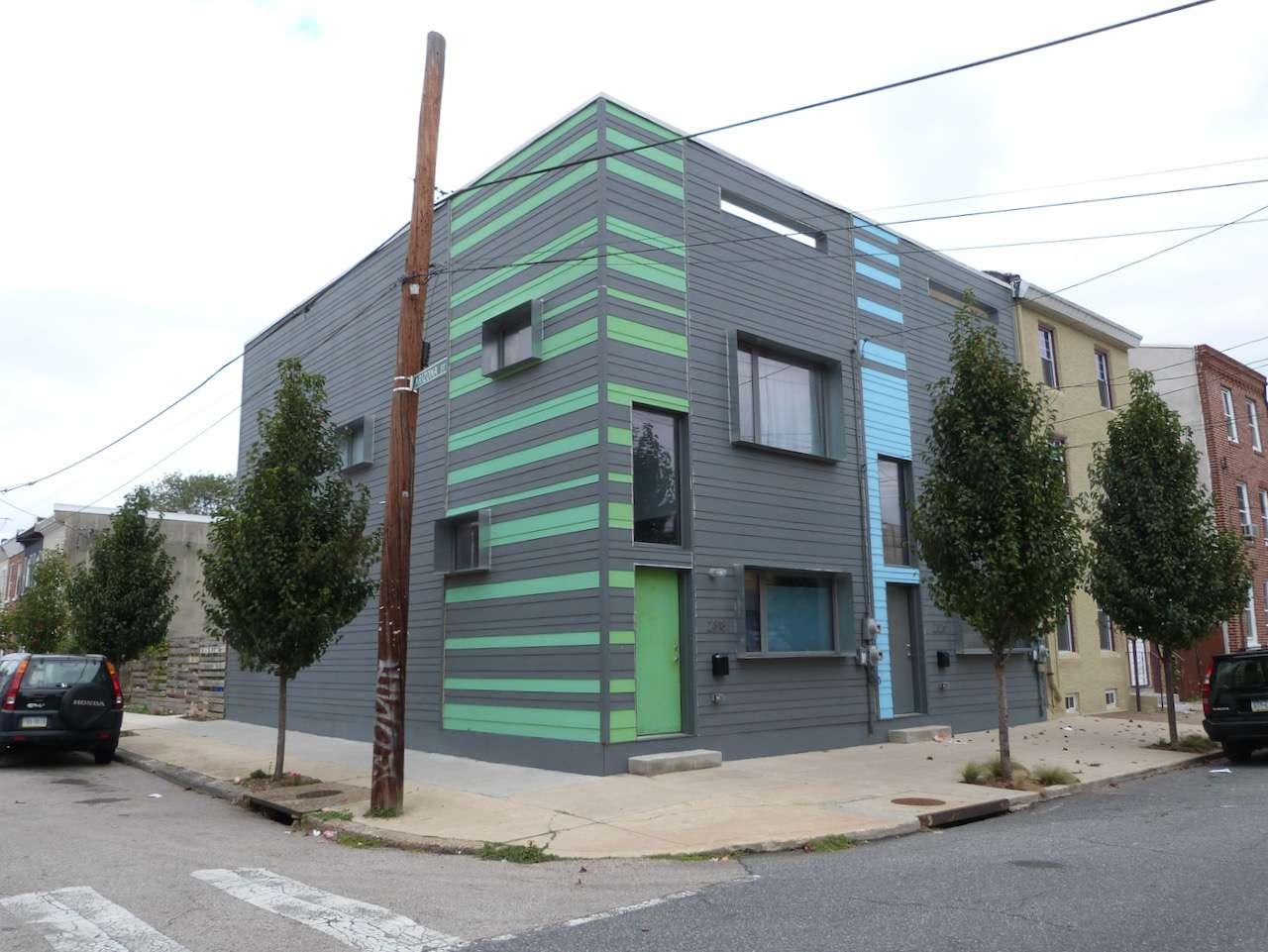 Postgreen Homes in Philadelphia