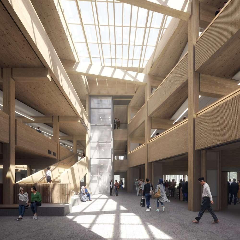 ZAS Architects Interior