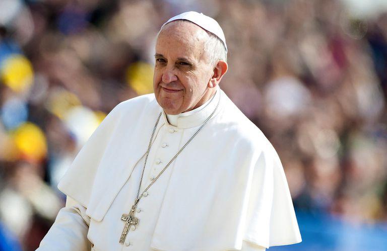 El Papa Francisco pide a las empresas petroleras una 'transición energética radical'