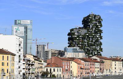 Bosco Verticale, Milan