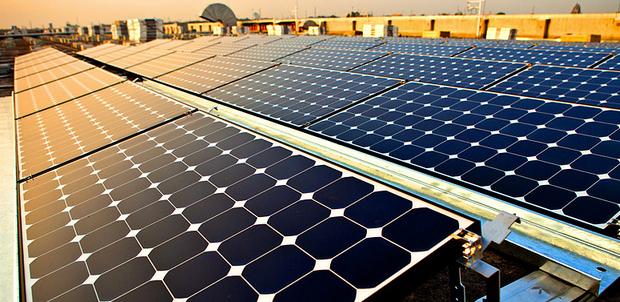 Solar power vietnam photo