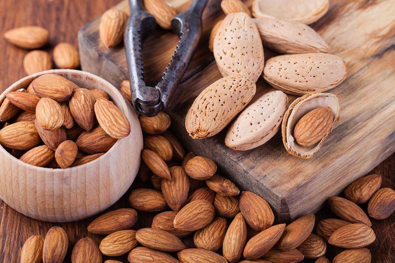 Almonds Really Are That Good for You