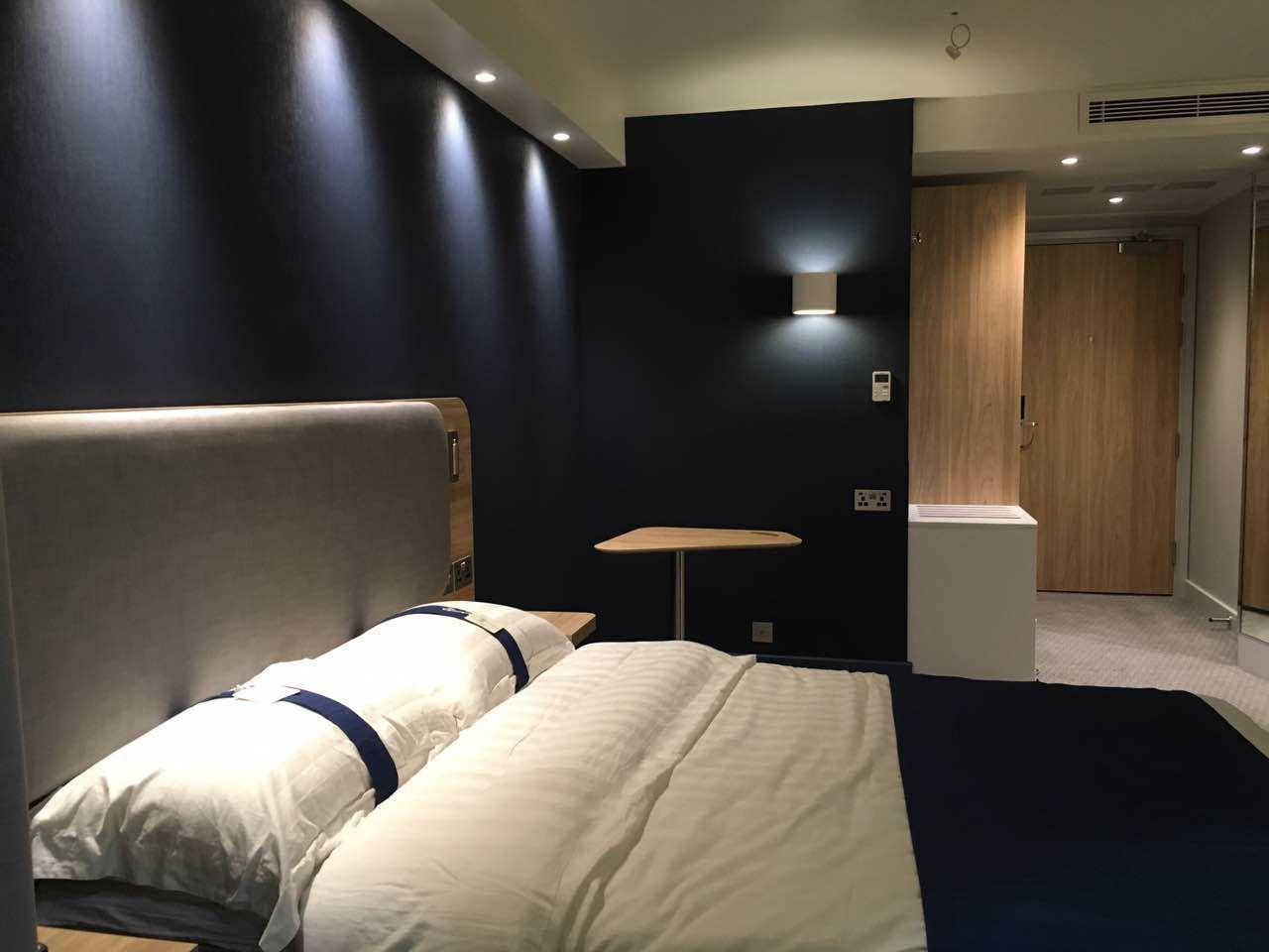 Bedroom in Launchpod