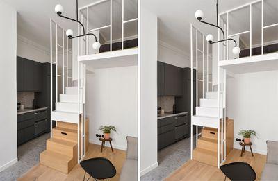 Boulevard Arago apartment renovation Studio Beau Faire interior