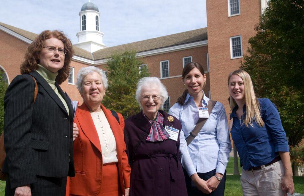 Vera Rubin and NASA Sponsors Women Conference