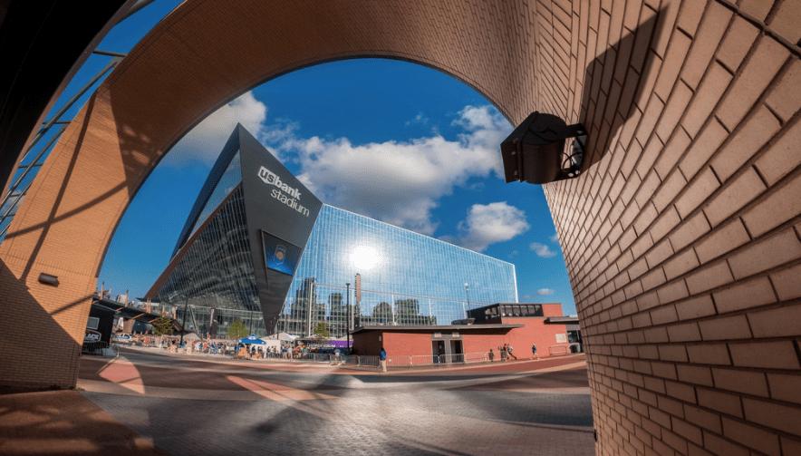 U.S. Bank Stadium, Minneapolis