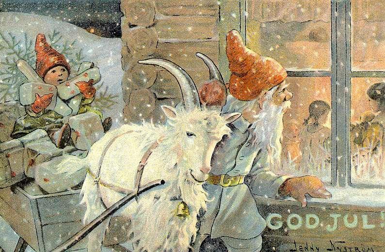 Christmas nisse